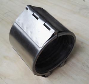 管道修補器 帶壓操作堵漏器折疊式抱箍