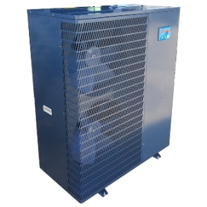漁悅 循環水養殖設備 全自動 恒溫機5HP