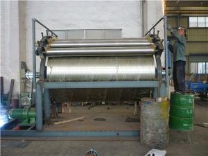 工業廢液滾筒刮板干燥機,化工廢水噴霧烘干處理設備