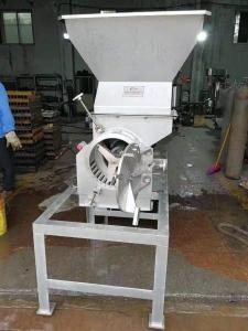 5噸/時水果破碎榨汁機性能,新鄉森科全套果酒加工設備廠家