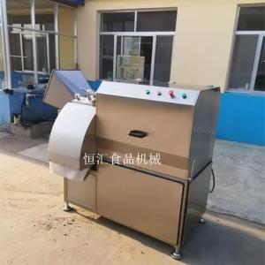 雞胸肉切丁機  多功能肉丁設備  650型肉類切丁機價格