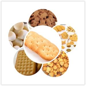 苏打饼干生产线韧性饼干全自动加工设备桃酥饼干机厂家设备大小批发