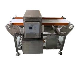 鏈板輸送金屬檢測機