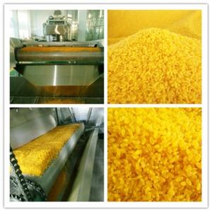 方便米饭生产线速食米加工设备生产线商联系电话