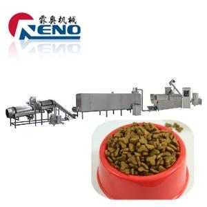 大產量狗糧貓糧設備生產線