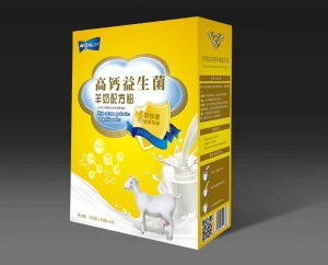 纽欣莱高钙益生菌羊奶配方粉厂家(会销、电销、炒作+终端)招商