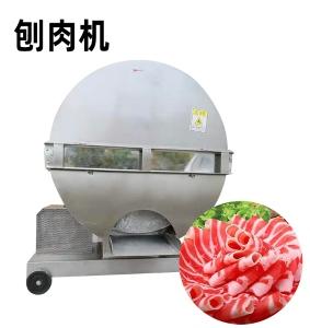 火锅店刨肉机操作视频及图片价格-欣加特刨肉机