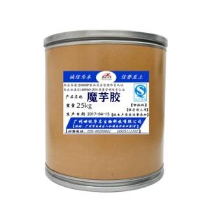 食品级食用魔芋精粉 魔芋胶 魔芋粉 增稠剂 食品添加剂