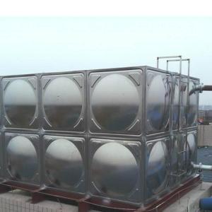 現場焊接不滲透環保304用材水箱廠家