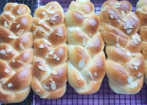 想学西点面包到大理创飞咨询学习麻花面包