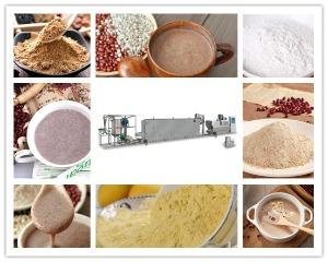 超微米粉生产设备营养米粉生产线