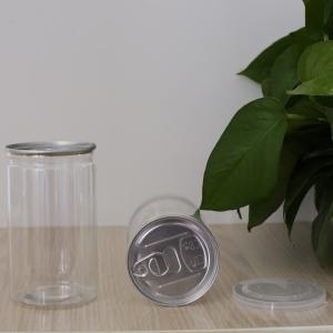 花草茶包装塑料瓶,pet易拉罐,塑料包装罐,pet透明易拉罐