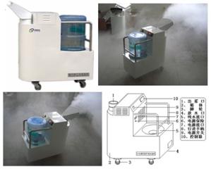 食品车间喷雾消毒机