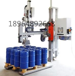 200L大桶灌裝機 防爆液面下灌裝機