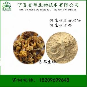 松茸提取物出廠價 供應松菌多糖30%  松口蘑濃縮浸膏生產廠家