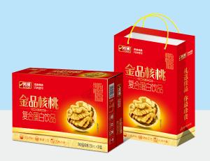 山东鸿博 核桃牛奶250ml*20盒/箱