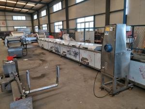 诚达丸子水煮线设备 生产丸子水煮线机器