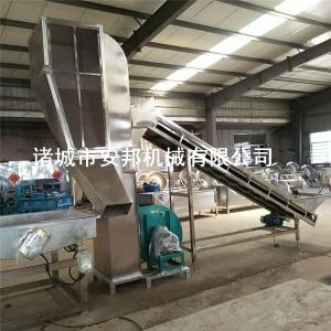 大型毛豆荚风选机生产厂家