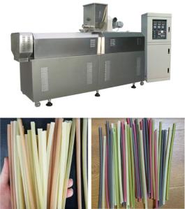 食用大米吸管机械设备通厂家
