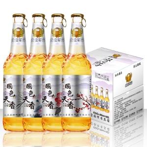 500毫升大瓶啤酒招商/超市啤酒阜陽供貨商