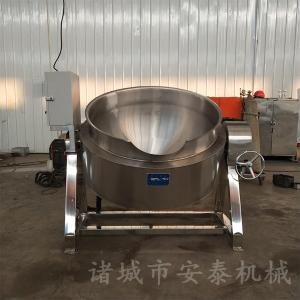 商用大型电加热煮肉锅