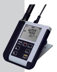 德国Knick便携式/实验室Portavo 902 pH值测量仪
