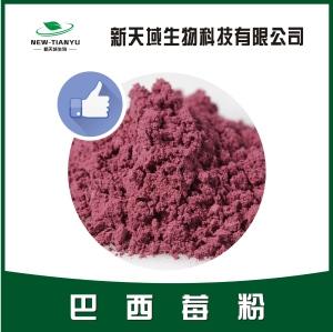 巴西莓粉    纯粉