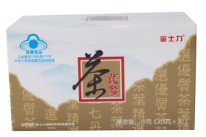 金士力牌芪参茶价格好多钱能买到