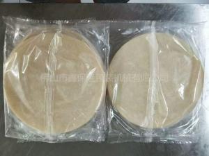 汉堡胚蛋糕胚包装机