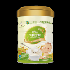 有机营养米粉-原味