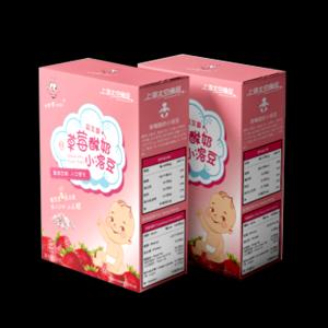 上海太空食品 幼儿小溶豆 18g