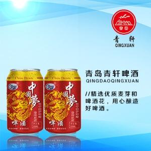 六连包易拉罐啤酒/听装便宜啤酒供货,厂家招商