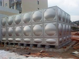 不銹鋼304組合方形消防水箱全國上門安裝