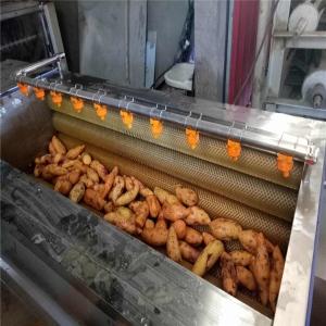 優質紅薯清洗去皮機