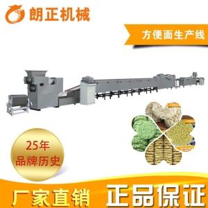 輔食面生產線 火鍋方便面加工設備
