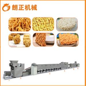 方便面机自动方便面饼生产线全自动搅面机膨化机器自产