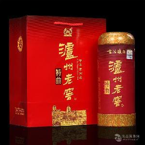 热销中《泸州老窖特曲·古法酿造》品质保证08