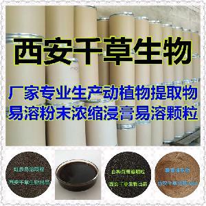 黑升麻提取物黑升麻天然水溶浓缩粉 生产定做黑升麻浸膏