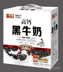 利乐砖黑牛奶250ml*16盒