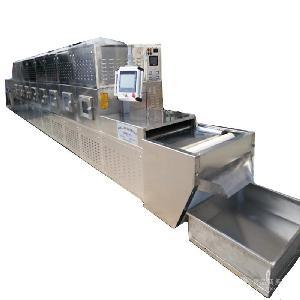 济南越弘微波干燥设备 五谷杂粮干燥设备YH-20KW