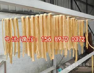 廣州做腐竹機器大型廠家 全自動腐竹油皮機