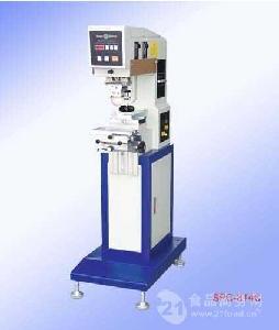新疆水果印字机 苹果梨橘子图案印刷移印机 塑料餐盒印刷机