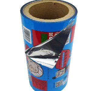 保健食品包装 固体饮料条包铝箔卷膜 易撕膜