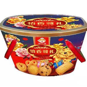 营养消化饼干礼盒 礼盒装饼干蛋糕 小礼盒饼干