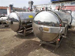 二手高溫殺菌鍋回收廠家