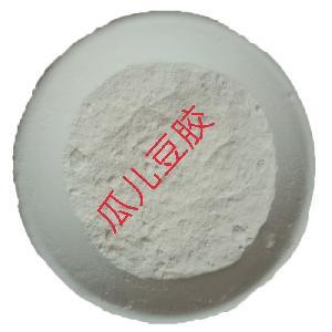 现货食品级瓜尔豆胶  增稠剂瓜尔豆胶