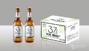 精酿小资啤酒 金雪莎新款冰啤啤酒招商加盟代理
