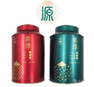 普秀 普洱茶 源缘小青柑200g/罐