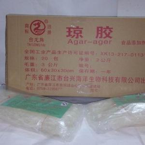 出售广东纯正琼脂条厂家价格