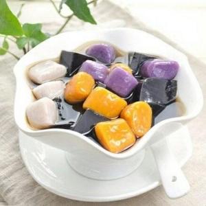 中泰淀粉芋圓專用變性淀粉價格